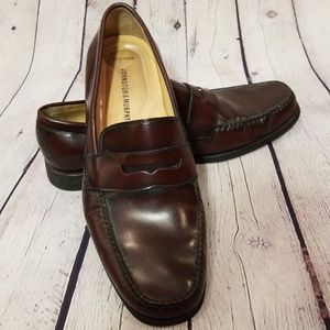 Johnston & Murphy Brown Ainsworth Loafers